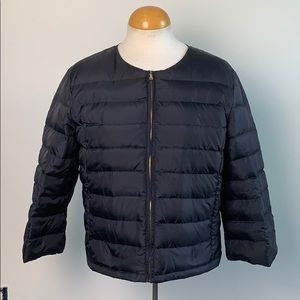 Brooks brothers down filled puffer